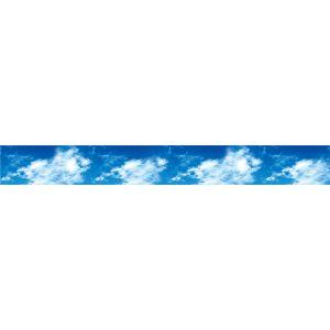 【こどもの日特集】ロール幕 空イメージ