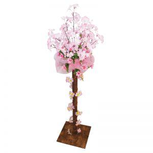 【春装飾】桜スタンドアレンジイメージ