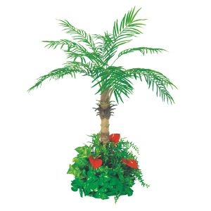 【フラワー装飾】島上用フェニックス グリーン植え込み 130cmイメージ