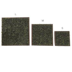 【フラワー装飾】壁面用ウッドフレームボード ボックスウッドグリーンMイメージ