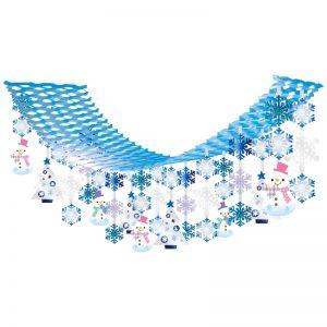 【冬装飾】ハンガーバリュースノー(6個セット)@2,030円イメージ