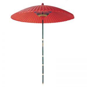 【春装飾】高級野点傘イメージ