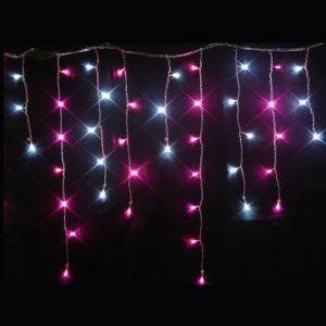 【LED】LEDツララ2(ピンク&ホワイト)イメージ