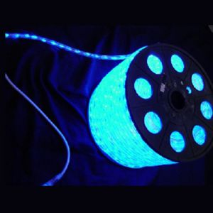 【LED】LEDロープライト(ブルー)イメージ
