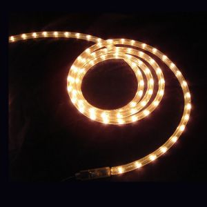 【LED】LEDロープライト(電球色)イメージ