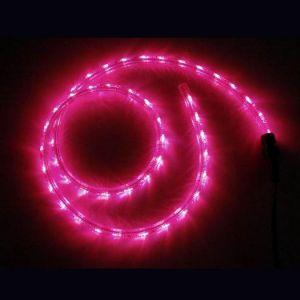 【LED】LEDロープライト(ピンク)イメージ