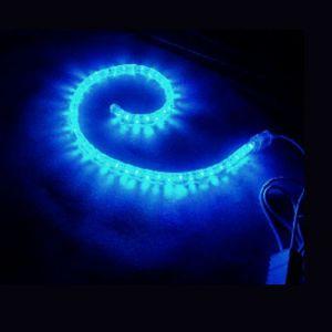 【LED】LED幅広ロープライト(ブルー)イメージ