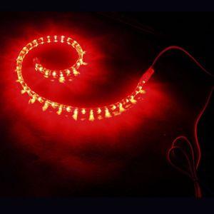 【LED】LED幅広ロープライト(レッド)イメージ