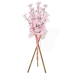 【春装飾】立体スタンド 桜イメージ
