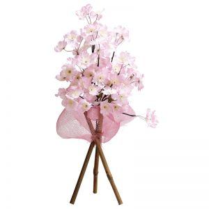 【春装飾】ミニ立体スタンド 桜イメージ