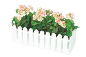 【フラワー装飾】ウインドウプランター ベゴニアライトピンク(入れ替え用)イメージ