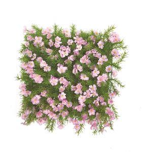 【フラワー装飾】ドーム型ガーデンキット ベースマット単品 芝桜グリーンイメージ
